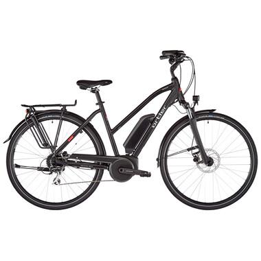ORTLER BERGEN 300 TRAPEZ Electric City Bike Black 2020